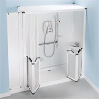Wholesale Swift Fit Free Standing Shower Cubicles Snowdon Blackdown Toilet Option G from china suppliers