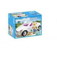 Wholesale Playmobil #5585 - Convertible with Woman and Puppy from china suppliers