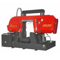 Wholesale Square column horizontal metal band saw machine GB4260 from china suppliers