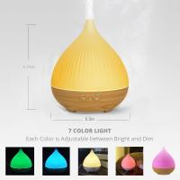 Wholesale Wooden Essential Oil Humidifier from china suppliers