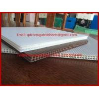 Wholesale 10mm Corrugate Correx Coroplast Board from china suppliers