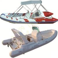 Wholesale PVC Hypalon Inflatable Rib Rubber Boat from china suppliers