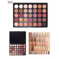 Wholesale Newest 350 Palette 35 Color Eyeshadow Palette Earth Warm Color Shimmer Matte Eye Shadow Cosmetic from china suppliers