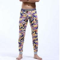 Wholesale MEN UNDERWEAR Comfort skins sexy men long johns from china suppliers
