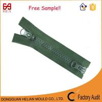 Wholesale 2 Way Separating Zipper Double Zipper for Field Jackets from china suppliers