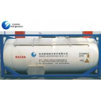 Wholesale R410A Refrigerant Gas In ISO Tank For AC Refrigeration from china suppliers