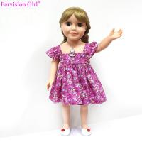 Wholesale 18 Inch Fannie Girl Doll Product Model LD118 from china suppliers