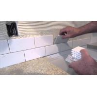 Buy cheap How To Cut Backsplash Tiles from wholesalers