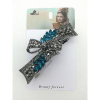 China Simple French hair barrette clip Pin Pinzas para cabello spring clip on sale