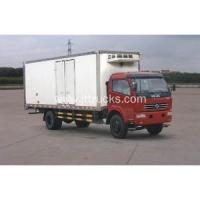 Wholesale Refrigerator Truck Dongfeng 5T used refrigerated vans truck for sale from china suppliers