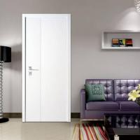 Buy cheap White Painting Wood Swinging Doors for Replacement Doors from wholesalers