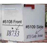 Wholesale In Wall Mailboxes Mailbox SKU: 5109 from china suppliers