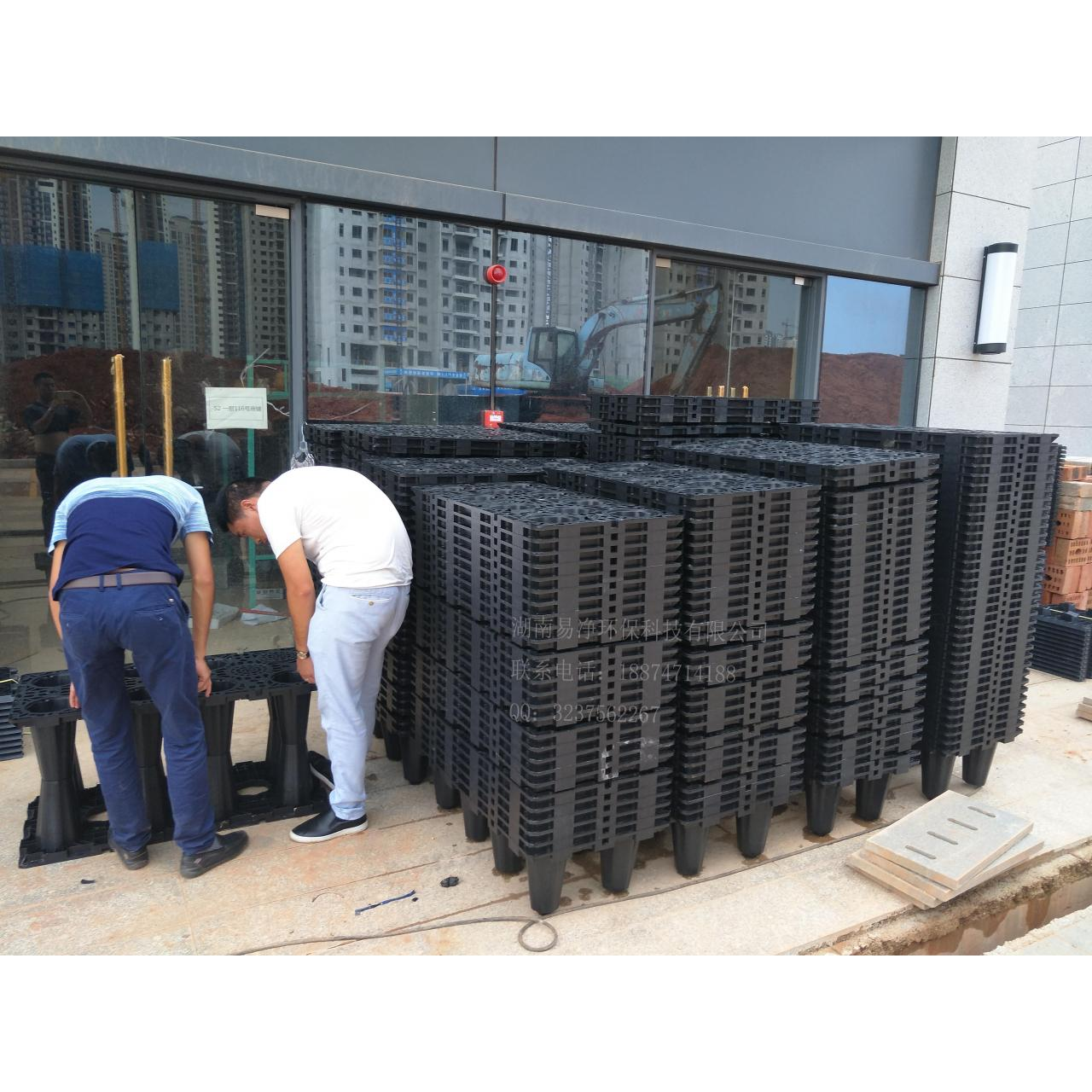 Wholesale Rainwater Harvesting PP Module Pool from china suppliers