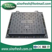 Buy cheap manhole cover - copy from wholesalers