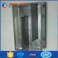 """Wholesale Custom stainless steel 304 filter mesh tube 6"""" 12"""" pellet tube smoker from china suppliers"""