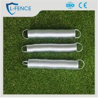 Buy cheap Zinc coating spring for farm fence gate handle using from wholesalers