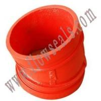 Wholesale DUCTILE IRON GROOVED 22.5ELBOW from china suppliers