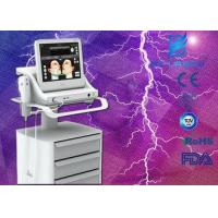Non Surgical HIFU Ultrasound Face Lift Machine , Ultra Therapy Face Tightening Machine