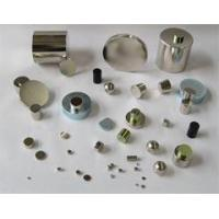 Nd-Fe-B Sintered Magnet