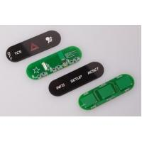 Custom Capacitive Touch Membrane Switches