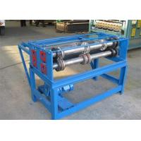 High Efficient Roll Forming Production Line 380V Sheet Metal Cutting Machine