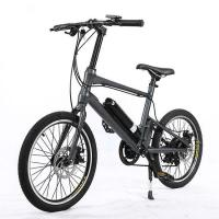 Comfortable Riding Aluminum Alloy City E Bike with Eec Approval