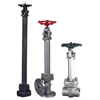 Wholesale Ball valve Forging steel low temperature gate valves from china suppliers