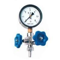 Buy cheap Ball valve J19H anlaogue display pressure type valves from wholesalers