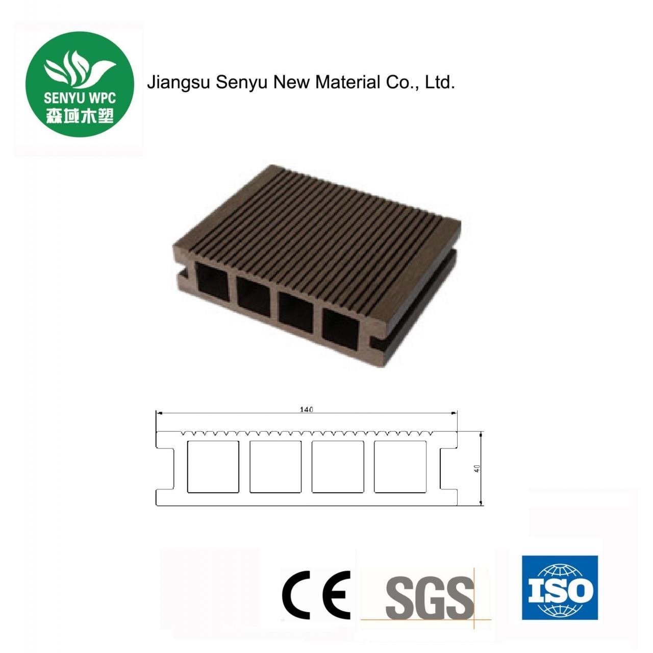 Buy cheap SY140H40 Hollow Flooring from wholesalers