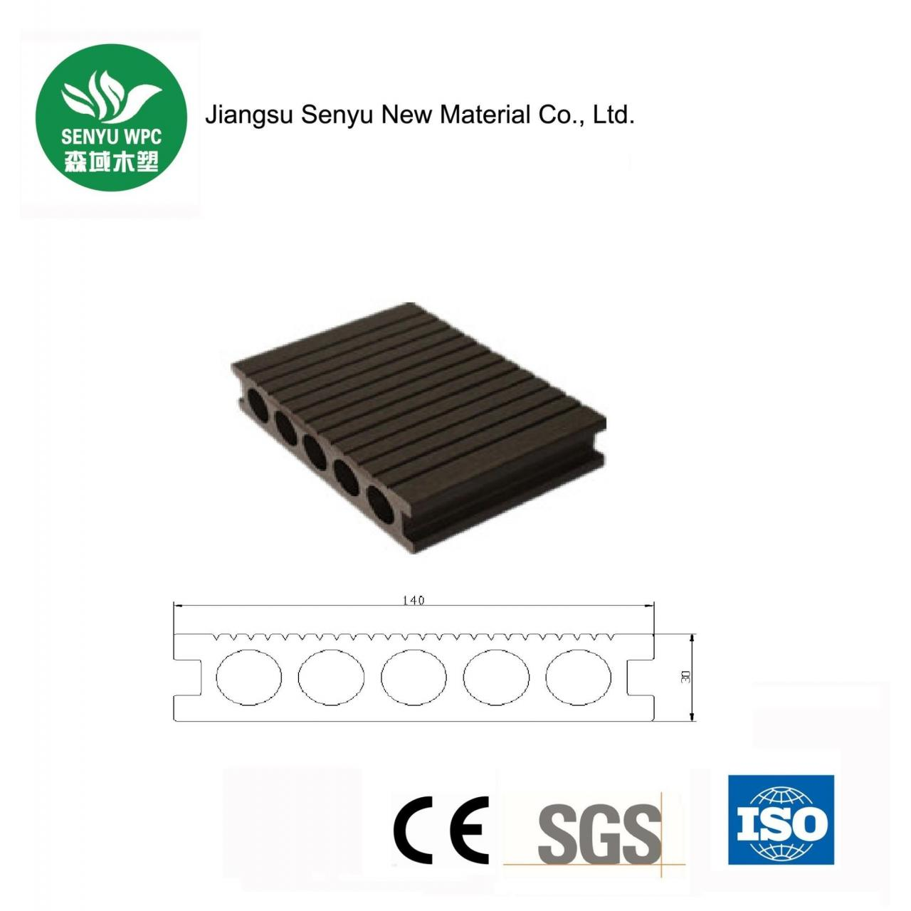 Buy cheap SY140H30 Hollow Flooring from wholesalers
