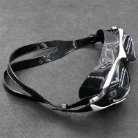 Buy cheap Fashion Myopic Mirrored Antifog Swimming Glasses with Flat Lens Wide Vision from wholesalers