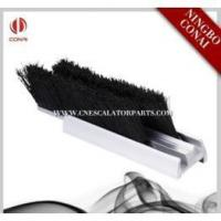Buy cheap Escalator Moving Walk Spare Parts,Aluminum Base Double Row Skirt Brush from wholesalers
