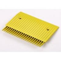 Buy cheap Good quality escalator comb floor plate from wholesalers
