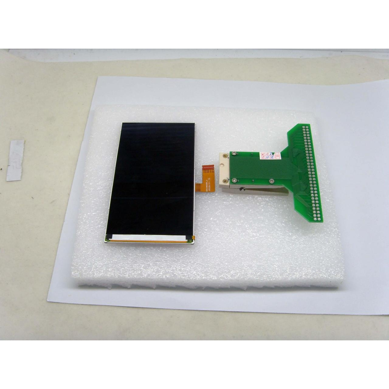 Buy cheap Customized FPC test flip connector LCD test and other function test from wholesalers