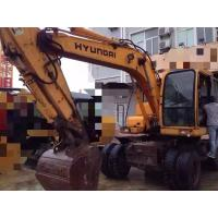 Buy cheap Used HYUNDAI 150W-7 Excavator from wholesalers