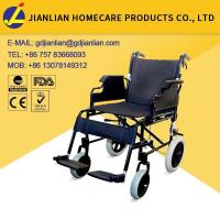 Buy cheap transport wheelchair from wholesalers