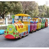 Buy cheap FNDT European Tour Trackless Train from wholesalers