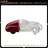 Buy cheap Wholesale Crystal Clear Perfume Bottle, Glass Perfume Bottle,car perfume bottles from wholesalers