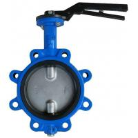 Concentric Butterfly Valve Normal Type Hydraulic Actuator soft seal air actuator ductile iron GGG40