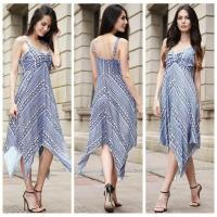 Buy cheap Plus Size Dresses Brace Abnormity Beach Dresses from wholesalers