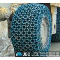 Wholesale 29.5-25 tire protection chain working at quarrying from china suppliers