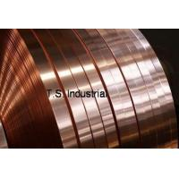 Buy cheap Copper Nickel Tube----High precision copper plates and strips from wholesalers