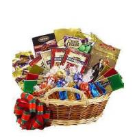 Wholesale Corporate Gifts Chocolate Basket of the Year from china suppliers