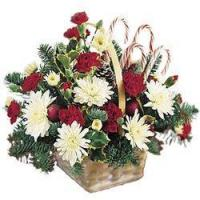 Buy cheap Holiday Flower Basket from wholesalers