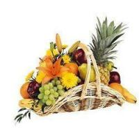 Buy cheap Fruit and Flower Basket from wholesalers