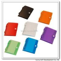 Buy cheap Note Book ItemNo.: NB2009 from wholesalers