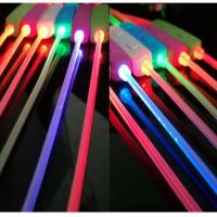 Buy cheap In-Ear Earphone Colors Change Glowing LED Wired Earphone1 from wholesalers
