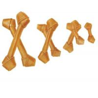 Buy cheap Chew Bones Raw Cow Skin Knot Bone Le7008 from wholesalers