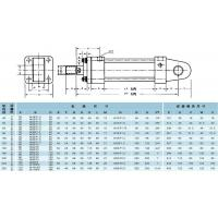 Buy cheap CA-standard Hydraulic Cylinders from wholesalers