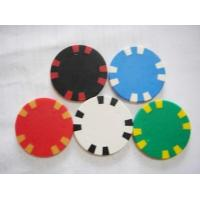 Buy cheap printed poker chips Product NameL-eight stripes printing chip from wholesalers